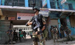 ملک بھر میں 100 سے زائد دہشت گردوں کو ہلاک کردیا، آئی ایس پی آر
