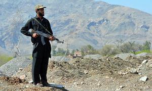 افغانستان سے داخلے کی کوشش، 15 دہشت گرد ہلاک