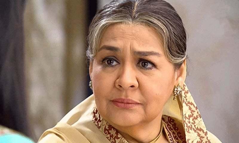 فریدہ جلال کے انتقال کی خبر 'جھوٹی'