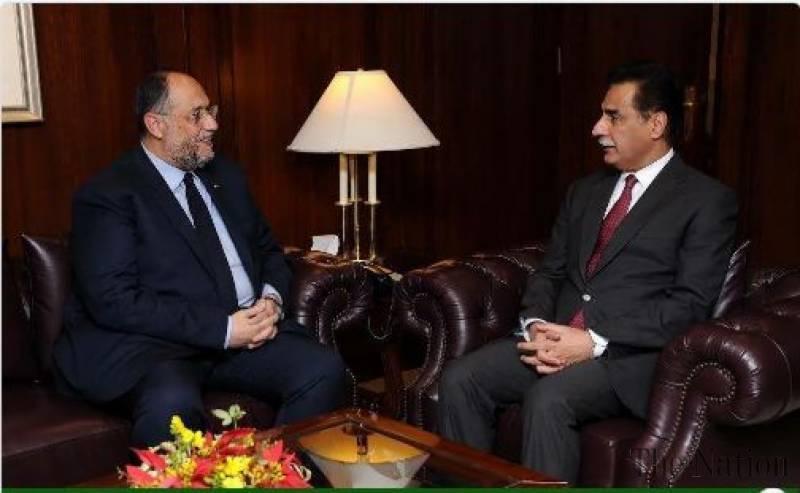 مصر بھی سی پیک میں شمولیت کا خواہشمند