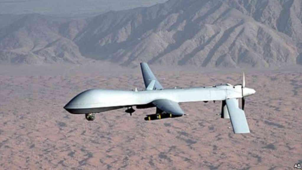 ننگر ہار میں امریکی ڈرون حملہ، داعش کا مقامی رہنما ہلاک