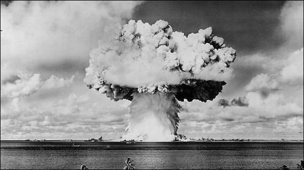 امریکا نے سرد جنگ کے دوران 210 سے زائد ایٹمی تجربات کیے