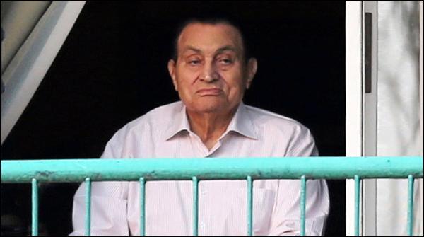 سابق مصری صدر حسنی مبارک رہا