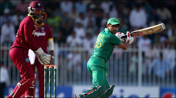 حسن، بابر کی بدولت پاکستان فتحیاب، سیریز برابر