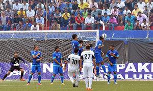 ہندوستان 21سال بعد 100بہترین فٹبال ٹیموں میں شامل