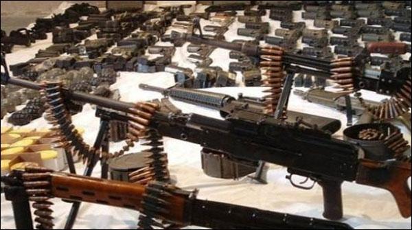 بلوچستان میں دہشت گردی کا منصوبہ ناکام
