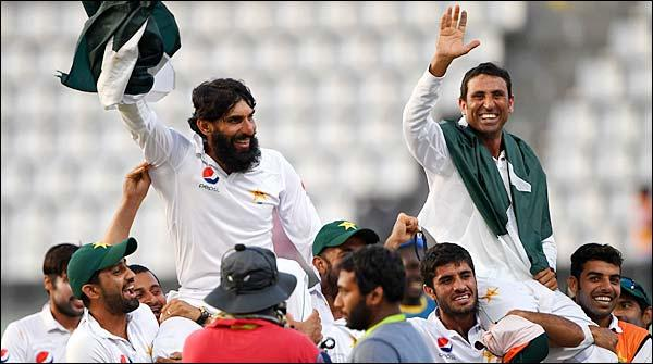 پاکستانی ٹیم کی جیت بین الاقوامی میڈیا پر بھی چھائی رہی