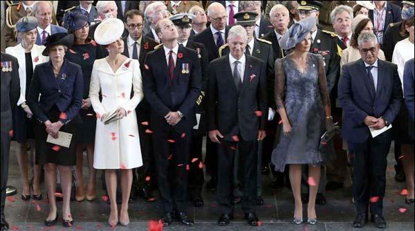بلجیم: جنگ عظیم اول میں اتحادیوں کی فتح کا صد سالہ جشن