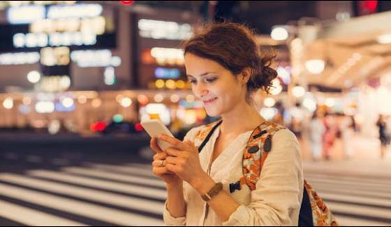 ہونولولو: سڑک پار کرتے وقت موبائل فون کےاستعمال پر پابندی