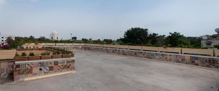 کراچی میں ضلع وسطی کے مختلف علاقوں میں مائیکرو اسمارٹ لاک ڈاؤن نافذ