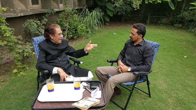 """""""ماونٹ بیٹن نے مجھ سے کہا: آپ ملک نہیں چلا سکیں گے """"،معلم ،تحریک پاکستان کے کارکن ، معروف شاعر اور مصنف مشکور حسین یاد سے خصوصی انٹرویو"""