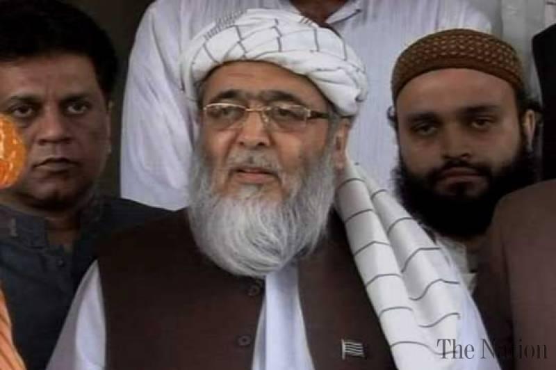 پی پی کے بعد ن لیگ نے بھی مولانا فضل الرحمن پر عدم اعتماد کا اظہار کردیا: حافظ حسین احمد
