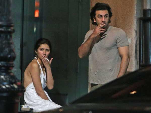 نازیبا تصاویر؛ پاکستانی اداکار ماہرہ خان کی حمایت میں بول پڑے