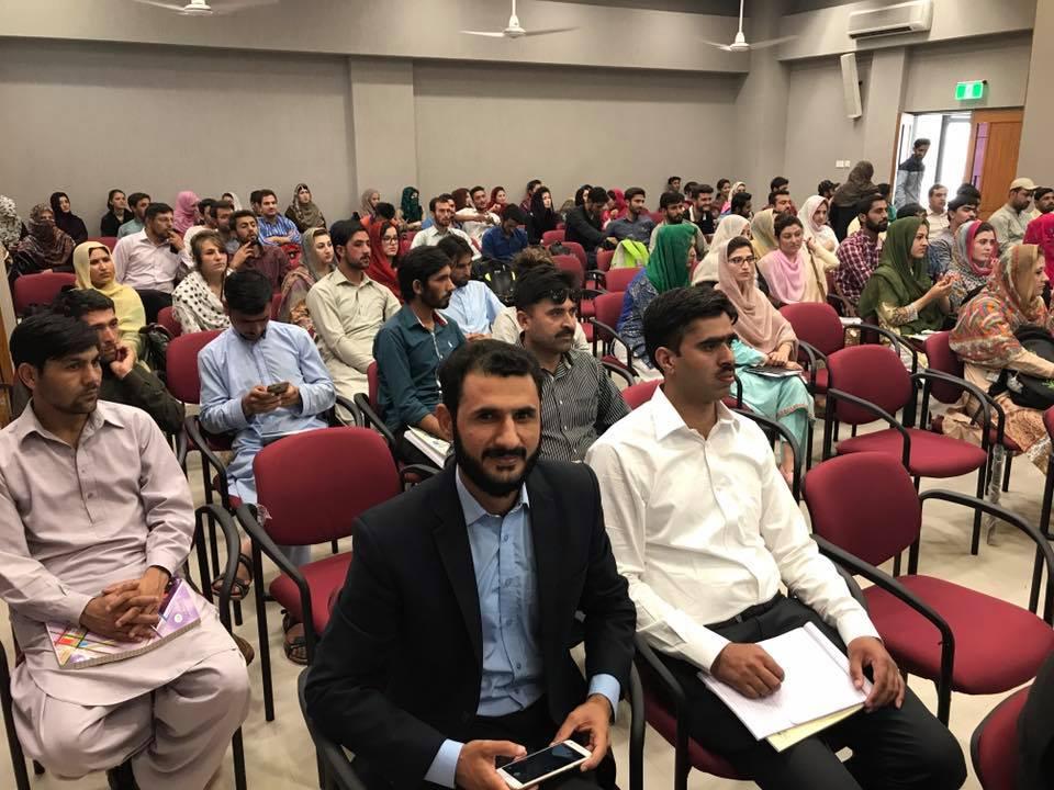 اسلام آباد سے عطاءآباد تک ،مطالعاتی دورے کی دلچسب روداد