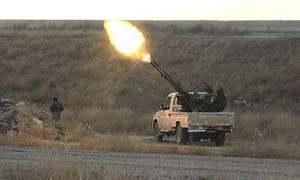 شام-عراق میں داعش کے ہاتھوں امریکی،سعودی اسلحہ استعمال ہونے کاانکشاف