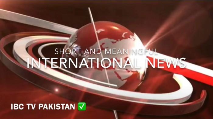 اتوار : 24 جنوری 2021 کی اہم ترین عالمی خبریں