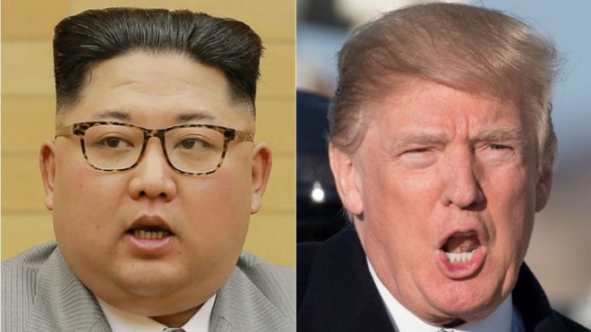 شمالی کوریا کی سرزمین پر ٹرمپ کا 20  قدموں کا دورہ