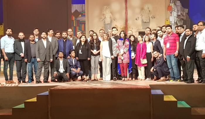کراچی میں پی اے ایس ایوارڈز کی تقریب