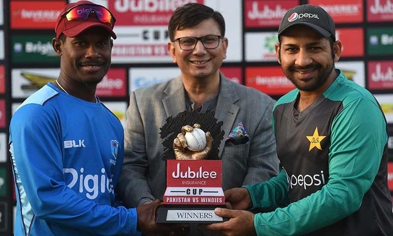 پہلے ٹی20 میں ویسٹ انڈیز 60 رنز پر ڈھیر، پاکستان کامیاب