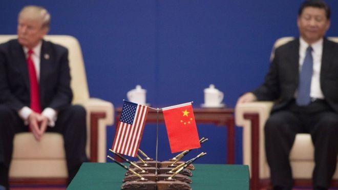 امریکی قیادت چین سے تجارتی محاز پر خوفزدہ۔۔۔