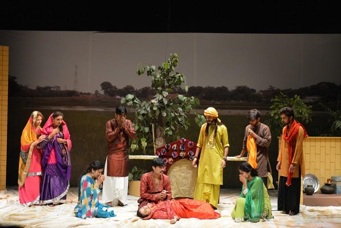 آرٹس کونسل کراچی میں داستان عشق