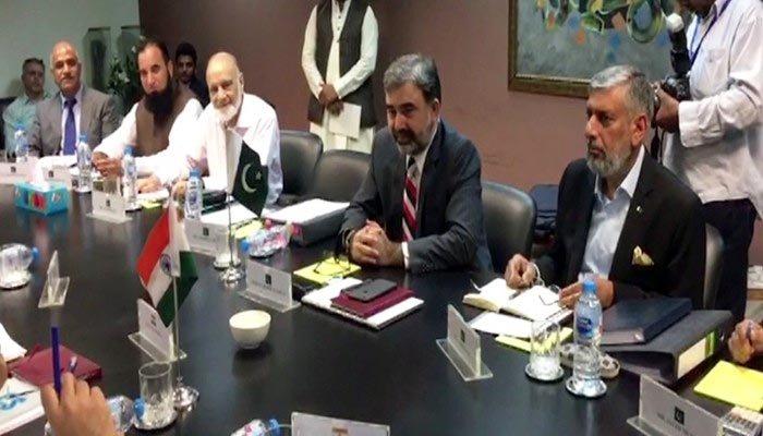 'بھارت نے لوئرکلنئی اورپکل ڈل پاورہاؤسزپرپاکستان کے اعتراضات تسلیم کر لیے'