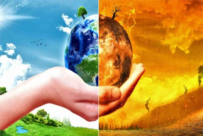 ماحولیاتی تباہی:سرمائے کی ہوس میں برباد کرہ ارض