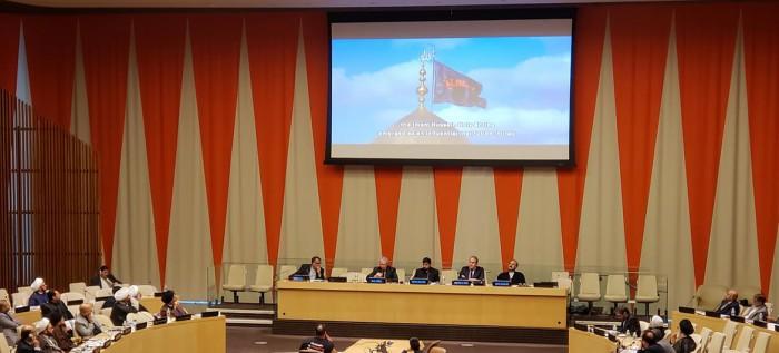 اسلاموفوبیا اور انتہاپسندی کے خلاف اقوام متحدہ میں عالمی کانفرنس کا انعقاد