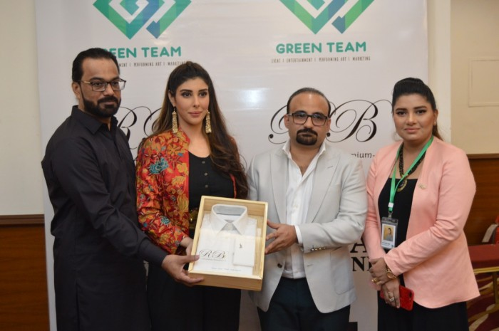 بھارتی اداکارہ ادیتی سنکھ پاکستان میں برانڈ ایمبیسیڈر مقرر