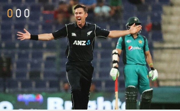 نیوزی لینڈ نے پہلے ون ڈے میں پاکستان کو 47 رنز سے شکست دے دی