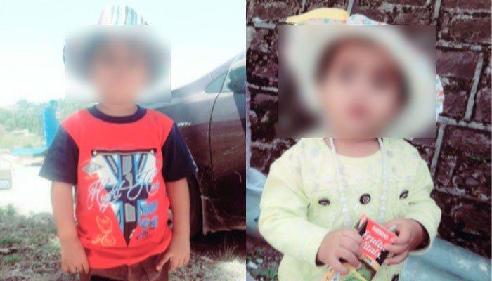 شیخوپورہ: 2 روز قبل اغوا کیے گئے کم سن بچوں کو 'بدلہ' لینے کیلئے قتل کیا گیا، پولیس