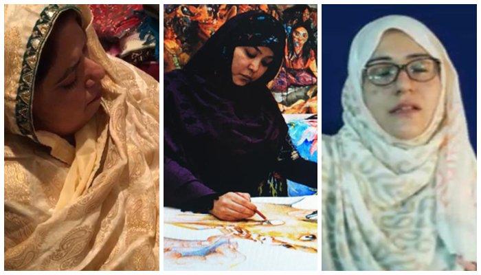 کوئٹہ کی تین  باہمت معذور خواتین