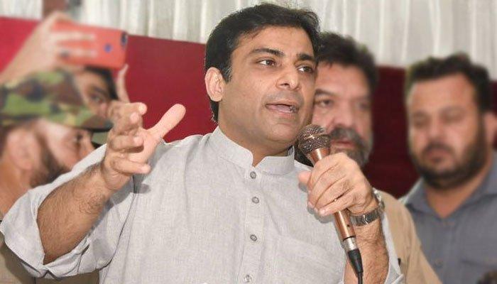 اپوزیشن لیڈر پنجاب حمزہ شہباز کی عبوری ضمانت میں 25 اپریل تک توسیع