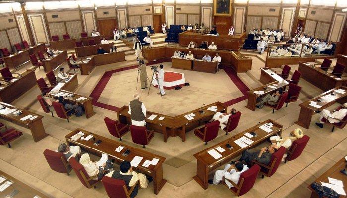 بلوچستان اسمبلی میں سینیٹ کی نشست پر بی اے پی کے امیدوار منظور کاکڑ کامیاب