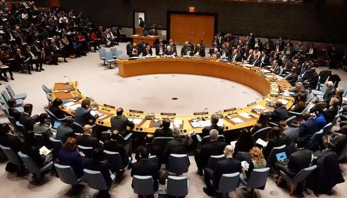 سلامتی کونسل کا غزہ پر اسرائیلی جارحیت کے بعد پہلا بیان جاری