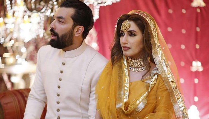 ماڈل ایمان علی کی شادی کی شہنائیاں بج گئیں