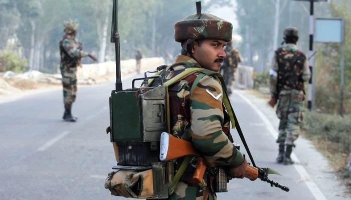 مقبوضہ کشمیر میں بھارتی ریاستی دہشت گردی کیخلاف مکمل ہڑتال