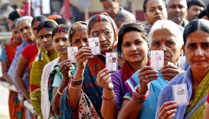 بھارت میں انتخابات کے بعد ووٹوں کی گنتی، بھارتیہ جنتا پارٹی کو برتری حاصل