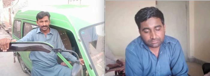 لیہ: وین ڈرائیور کی ساتھیوں کے ہمراہ طالبہ سے اجتماعی زیادتی