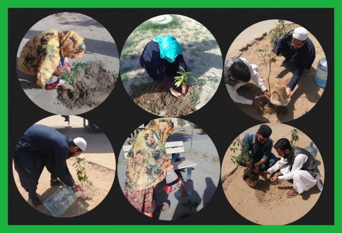 کراچی : دینی اور عصری تعلیمی اداروں کے طلبہ بڑے کام کے لیے سڑکوں پر نکل آئے