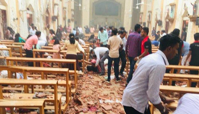 سری لنکا: بم دھماکوں میں ہلاکتیں 359 تک پہنچ گئیں، مزید حملوں کا خطرہ برقرار