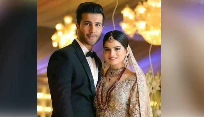 اداکار فیروز خان کے گھر بیٹے کی پیدائش