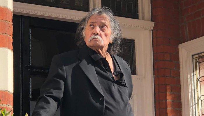 معروف مصور جمیل نقش 80 برس کی عمر میں انتقال کر گئے