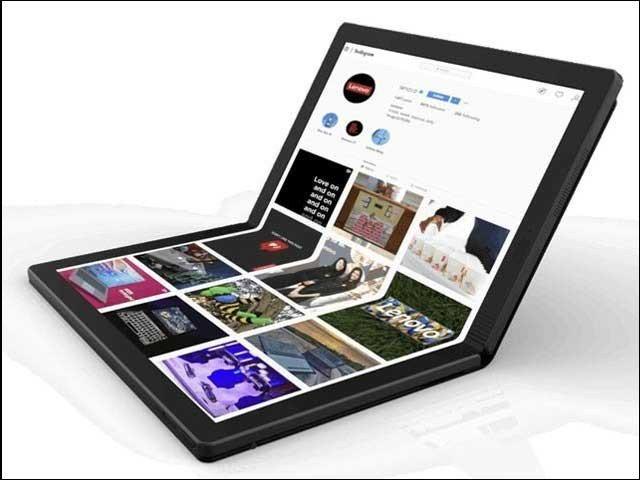 دنیا کے پہلے فولڈ ایبل لیپ ٹاپ کا اعلان کردیا گیا