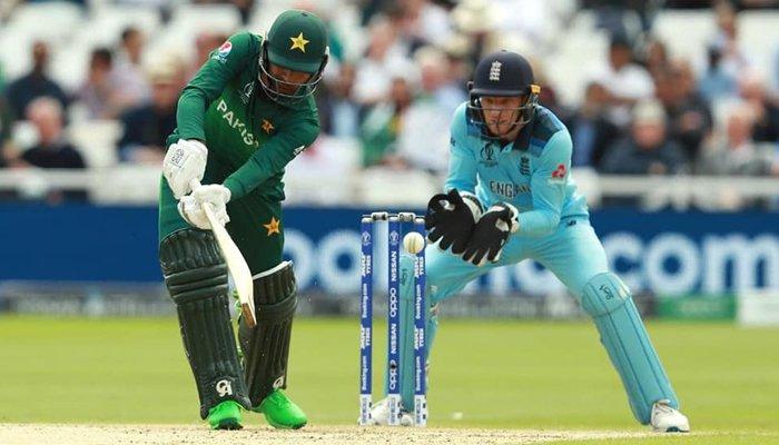 سلو اوور ریٹ پر پاکستان ٹیم، ضابطہ اخلاق کی خلاف ورزی پر 2 انگلش کھلاڑیوں پر جرمانہ