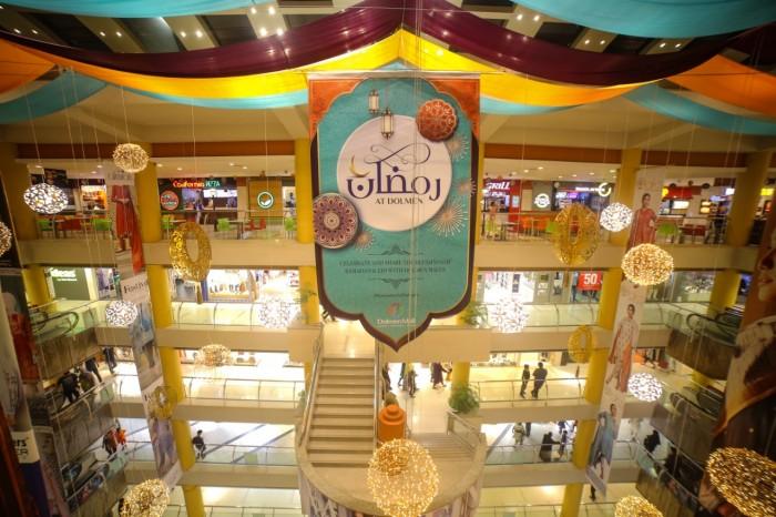ڈالمین مال کراچی: رمضان، عید اورتحائف