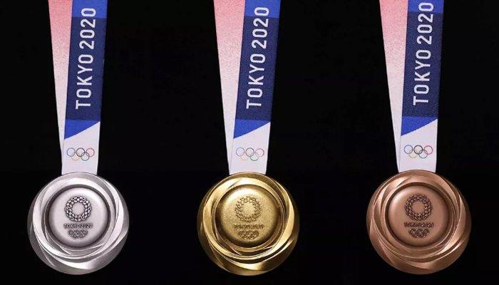 ٹوکیو اولمپکس 2020 کیلئے ناکارہ موبائل فونز کے میڈل تیار