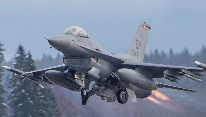 امریکا نے تائیوان کو 66 ایف 16 طیاروں کی فروخت کی منظوری دیدی