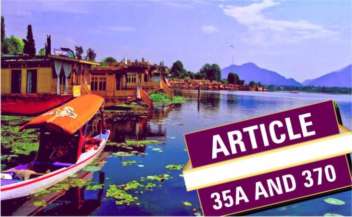 35A کا خاتمہ:کشمیر ایک اور تباہی کے دہانے پر؟