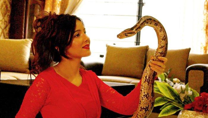 گلوکارہ رابی پیرزادہ گرفتاری سے بچ گئیں